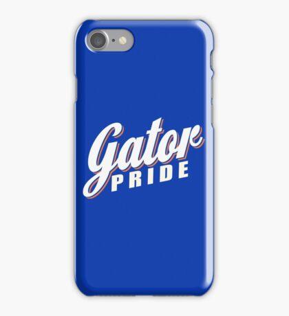 Gator Pride! iPhone Case/Skin