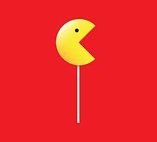 Pac-Man  by Tony Vazquez