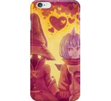 Final Fantasy IX - Eiko and Vivi iPhone Case/Skin