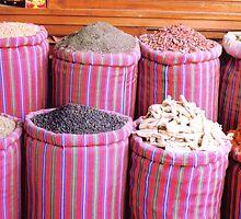 Spice Market  by clizzio