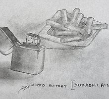 zippo ashtray by tandoor