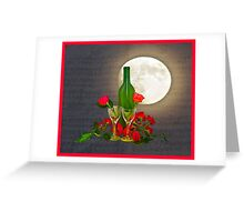 The Rose Minuet Greeting Card