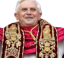 Cardinal Sin Sticker