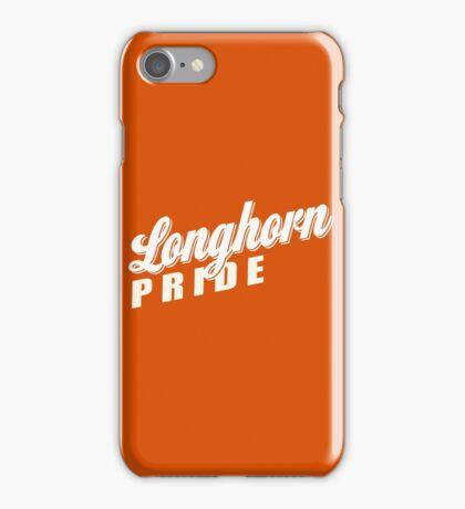 Longhorn Pride! iPhone Case/Skin