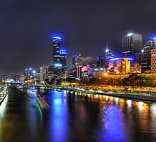 Melbourne by Peter Hammer