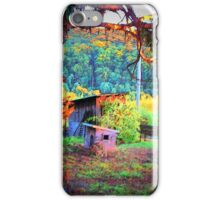 Home, Sweet Home in the Doghouse iPhone Case/Skin