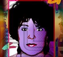 """Rose Eller, (""""Roll Ova Warhola"""") by Ronald Eller"""