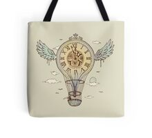 Time's Up Tote Bag