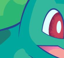 Go! Bulbasaur! (simple version) Sticker
