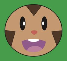 Chespin Face by alienaviary