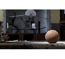 Jump Shot Photographic Print