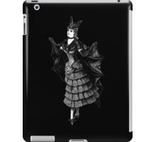Victorian Bat iPad Case/Skin
