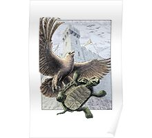 The Tortoise and the Eagle Poster