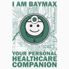I am Baymax by merched