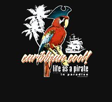 parrot pirate Tank Top