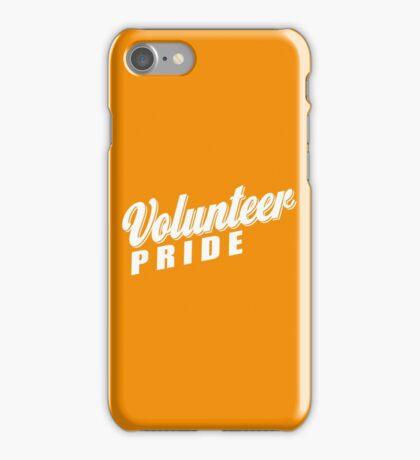 Volunteer Pride iPhone Case/Skin