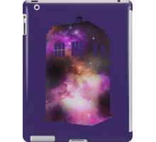 Space Tardis iPad Case/Skin