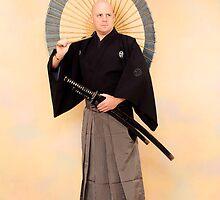Samurai Darrell #1 by Dragnet157