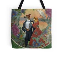An Evening Stroll Tote Bag