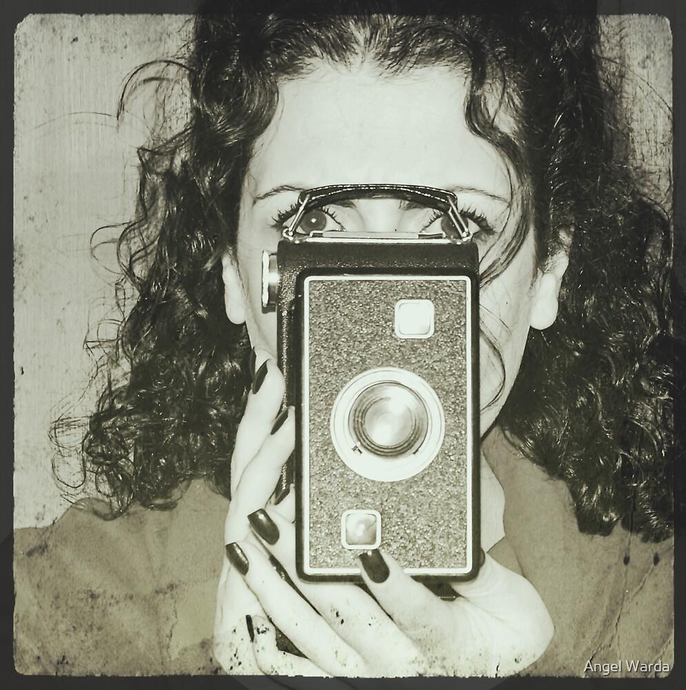 my vintage camera by Angel Warda