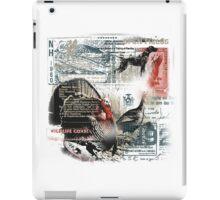 wild turkey iPad Case/Skin