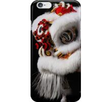 Chinese New Year Lion Dance iPhone Case/Skin