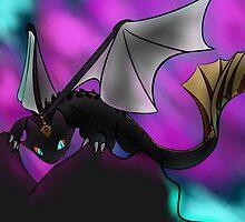 Nightfury: Fang by Califragilistic