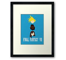 BFF (Best Final Fantasy) Framed Print