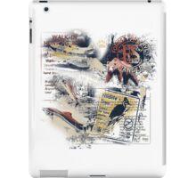 upstream iPad Case/Skin