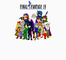 Final Fantasy 4 Characters Unisex T-Shirt