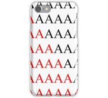 AjustA iPhone Case/Skin