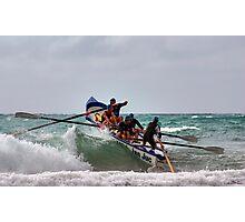 Lorne SLSC surf carnival Feb 2009 (8) Photographic Print