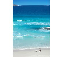 Esperance walks Photographic Print