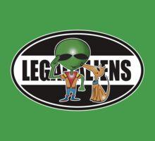 legal aliens by redboy