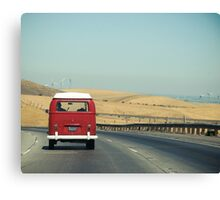 Saturday Afternoon Cruisin' Canvas Print