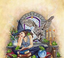 Magick Happens by Jane Starr Weils