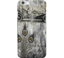45hp Runabout iPhone Case/Skin