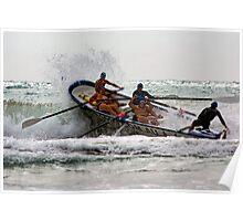 Lorne SLSC surf carnival Feb 2009 (11) Poster