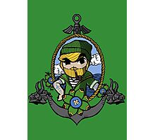 Sailor Link Photographic Print