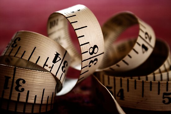 Measuring up by micklyn