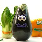 Quirky Vegetables by NataliaBubble