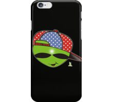 alien rad iPhone Case/Skin