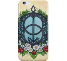 Chalice Well iPhone Case/Skin