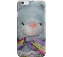 Three Easter Snuggly Bunnies iPhone Case/Skin