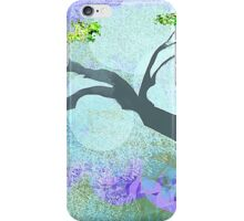 Spring Tree in Bloom iPhone Case/Skin