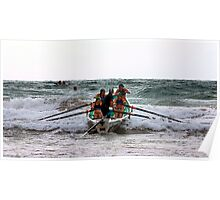 Lorne SLSC surf carnival Feb 2009 (13) Poster