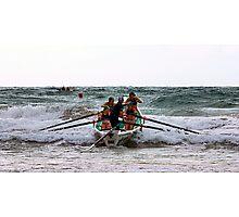 Lorne SLSC surf carnival Feb 2009 (13) Photographic Print