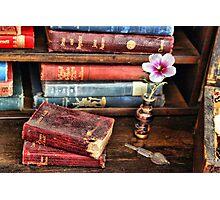 Clasic Novels Photographic Print