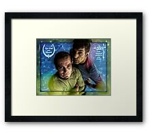 I Am and Shall Always Be Your Friend Framed Print