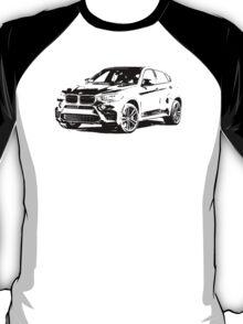 BMW X6 M 2016 T-Shirt